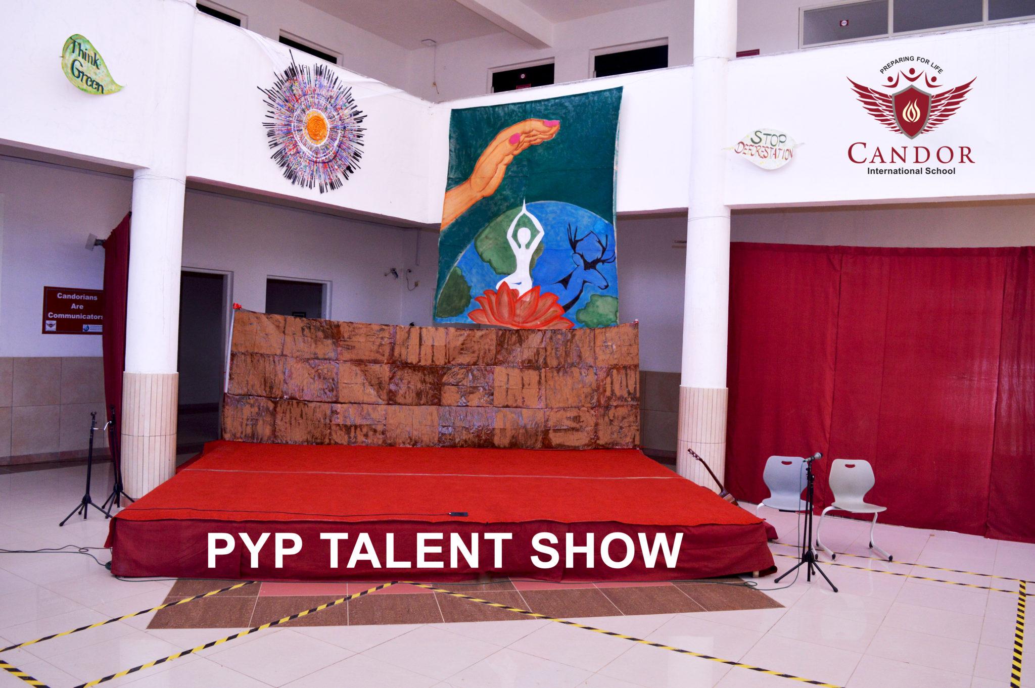 PYP Talent Show @ Candor!!!