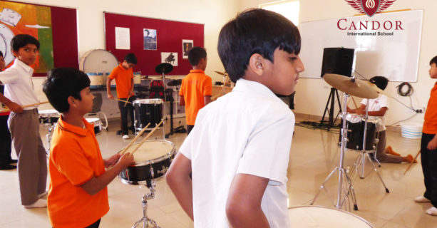 Grade 3, 4 & 5 Drums Practice Session!!!