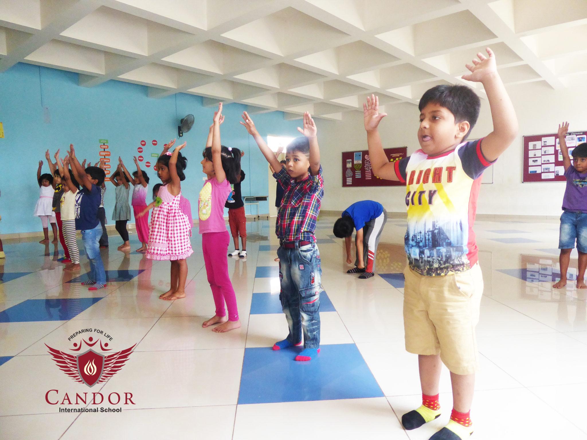 K2 Kids Dance Session!!!