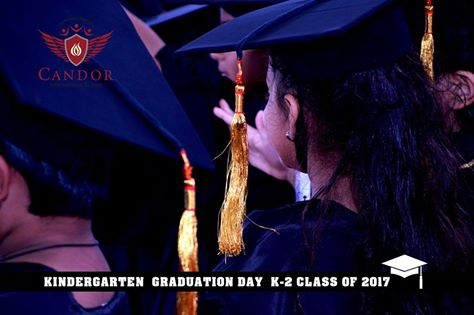 Kindergarten Graduation Day K-2 Class of 2017