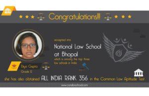 Congratulations Diya!!!