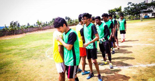 Inter-house Football Match!!!