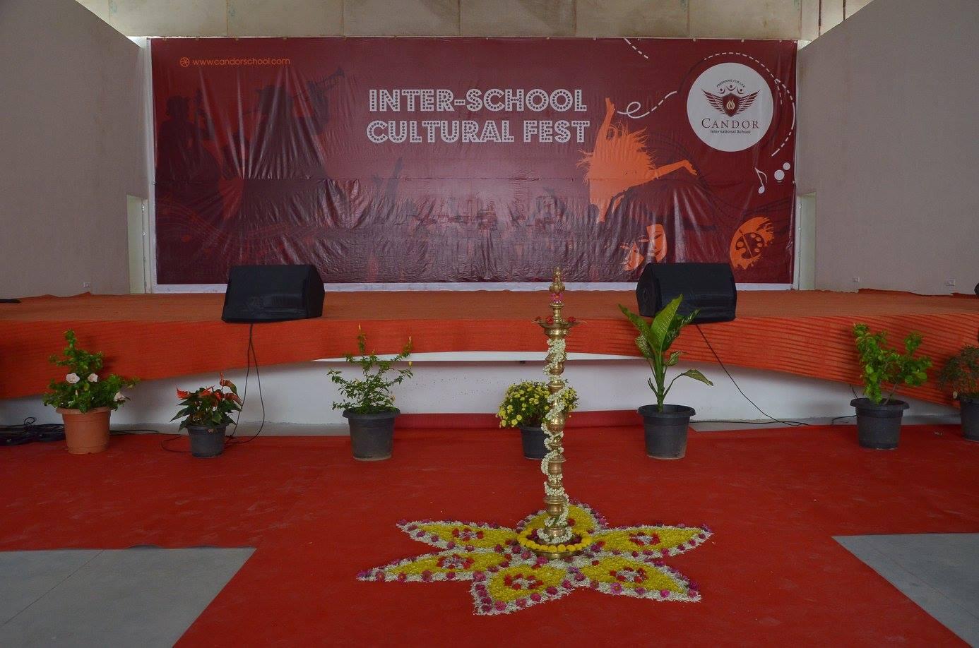 Inter-School Cultural Fest - 2017!!!