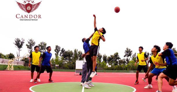 Inter-house Basketball Match!!!