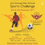 2nd Annual Inter school Sports Challenge