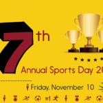 7th Annual Sports Day - 2017