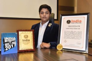 Chirag Reddy, our grade 11 student started his own NGO