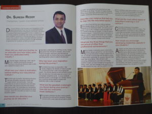 Chairman's Interview - April 2018 (Education Today)