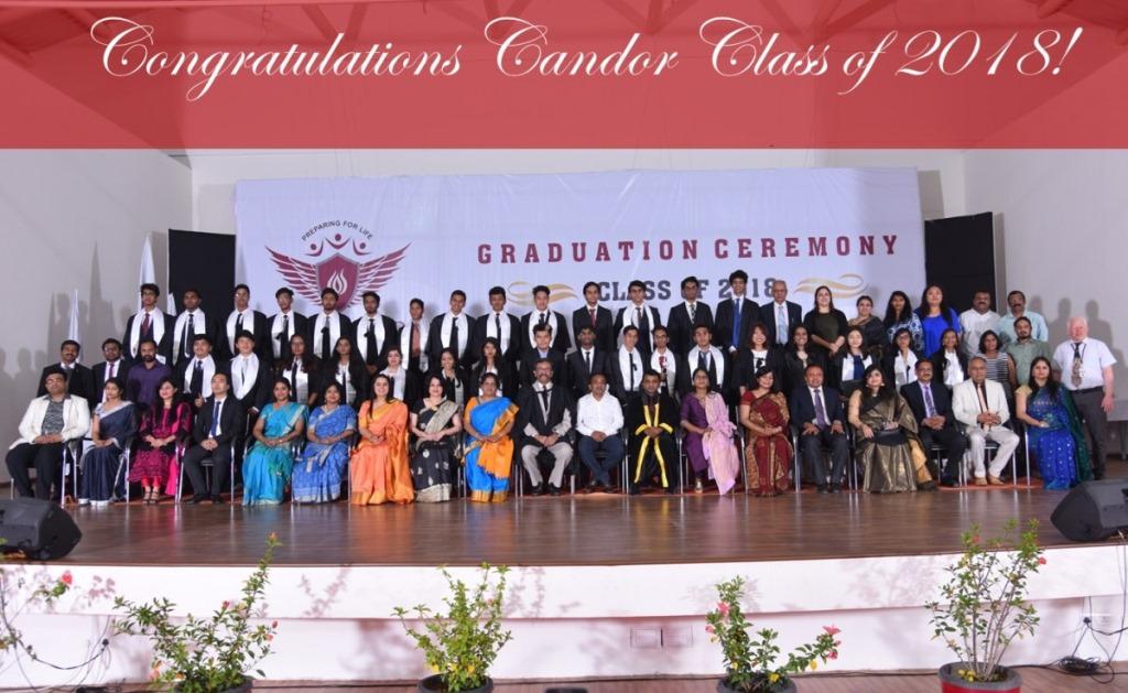 Grade 12 Graduation 2018