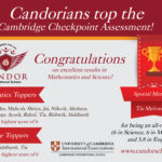 Candor Check Point Results 2018