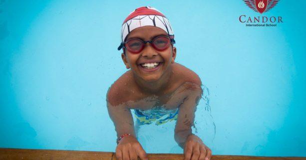 Grade 4 Swimming Session!!