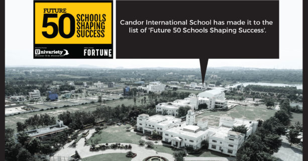 Future 50 School Shaping Success