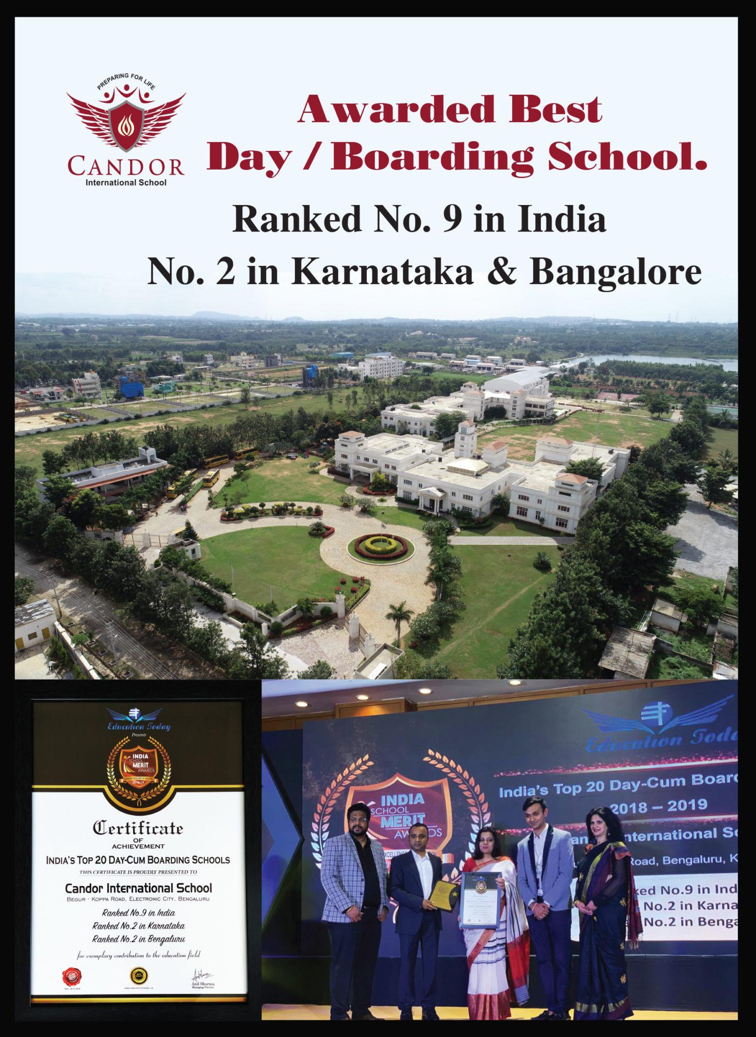 Education Today India School Merit Awards