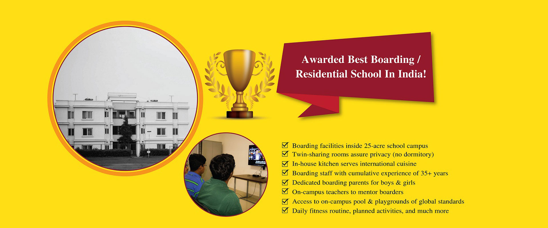 Best Boarding and Residential School In India