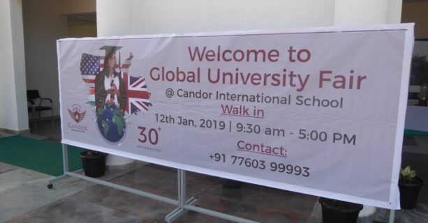 Global University Fair