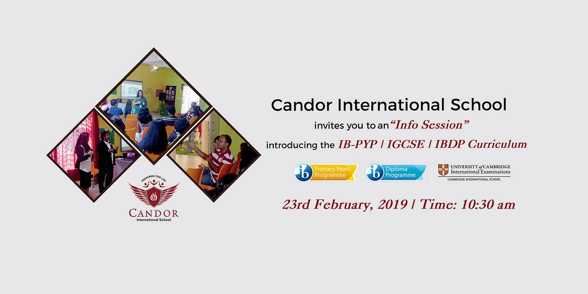 Candor Info-session