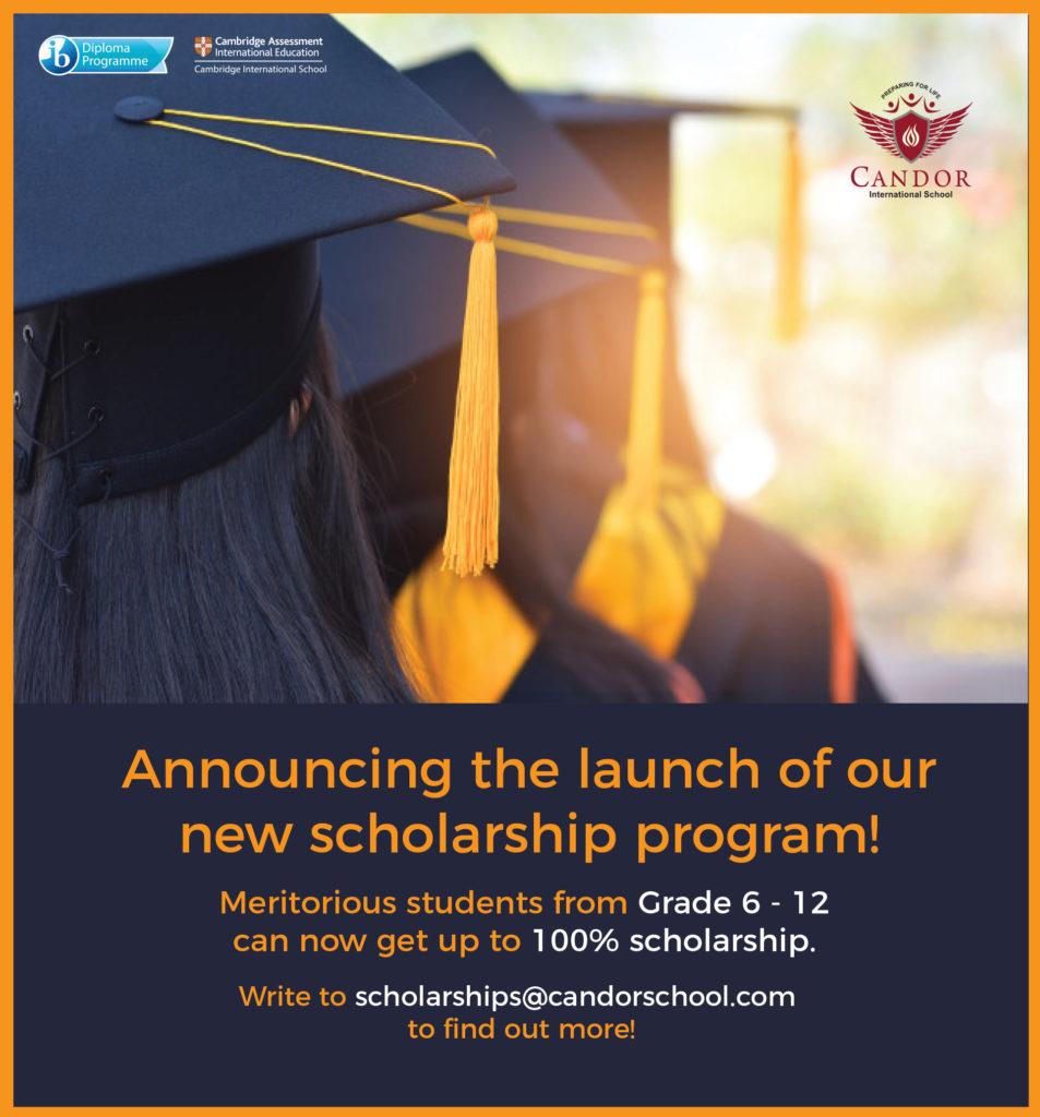 Candor Scholarship Program