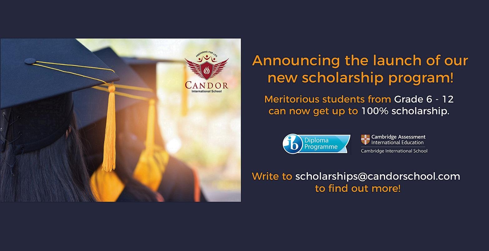 Candor Scholarship