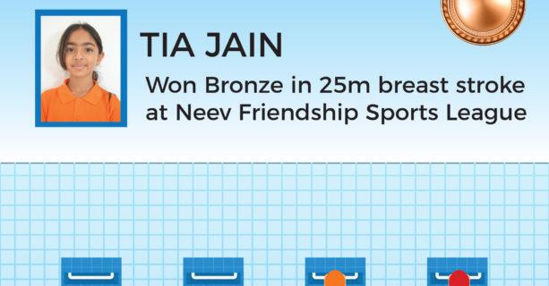 Neev Academy Swimming
