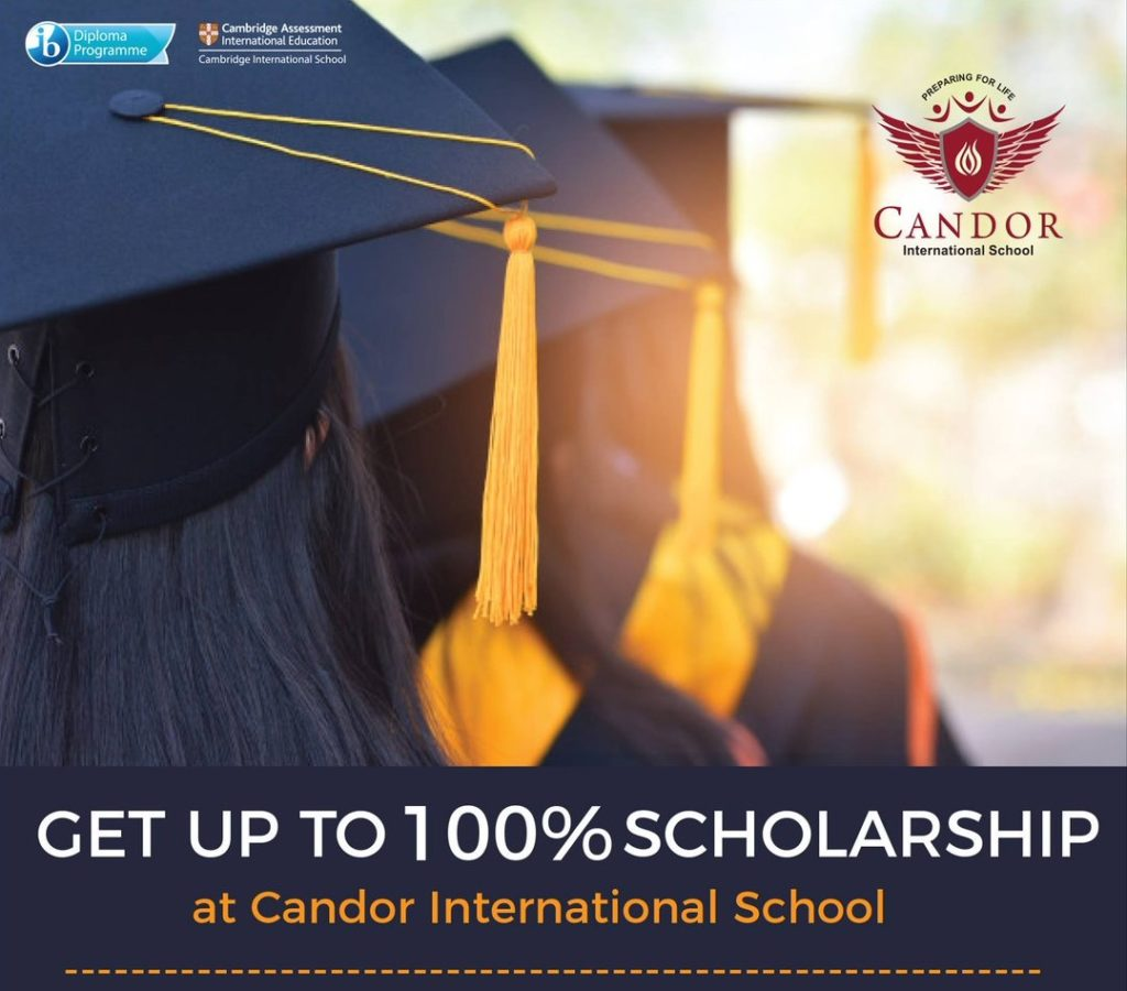 Scholarship in Bangalore School
