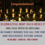 IBDP 2019 Results