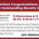 Candor IGCSE Results 2019