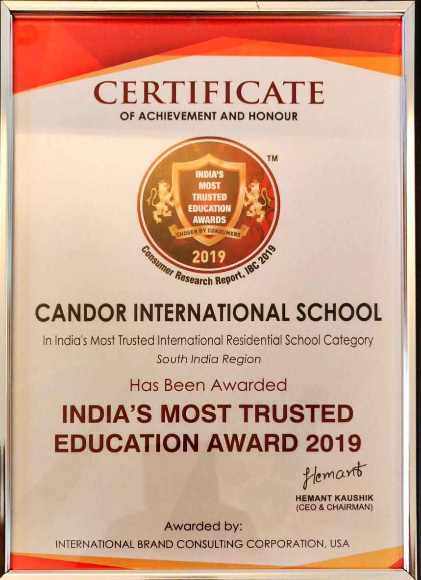 India's Most Trusted School