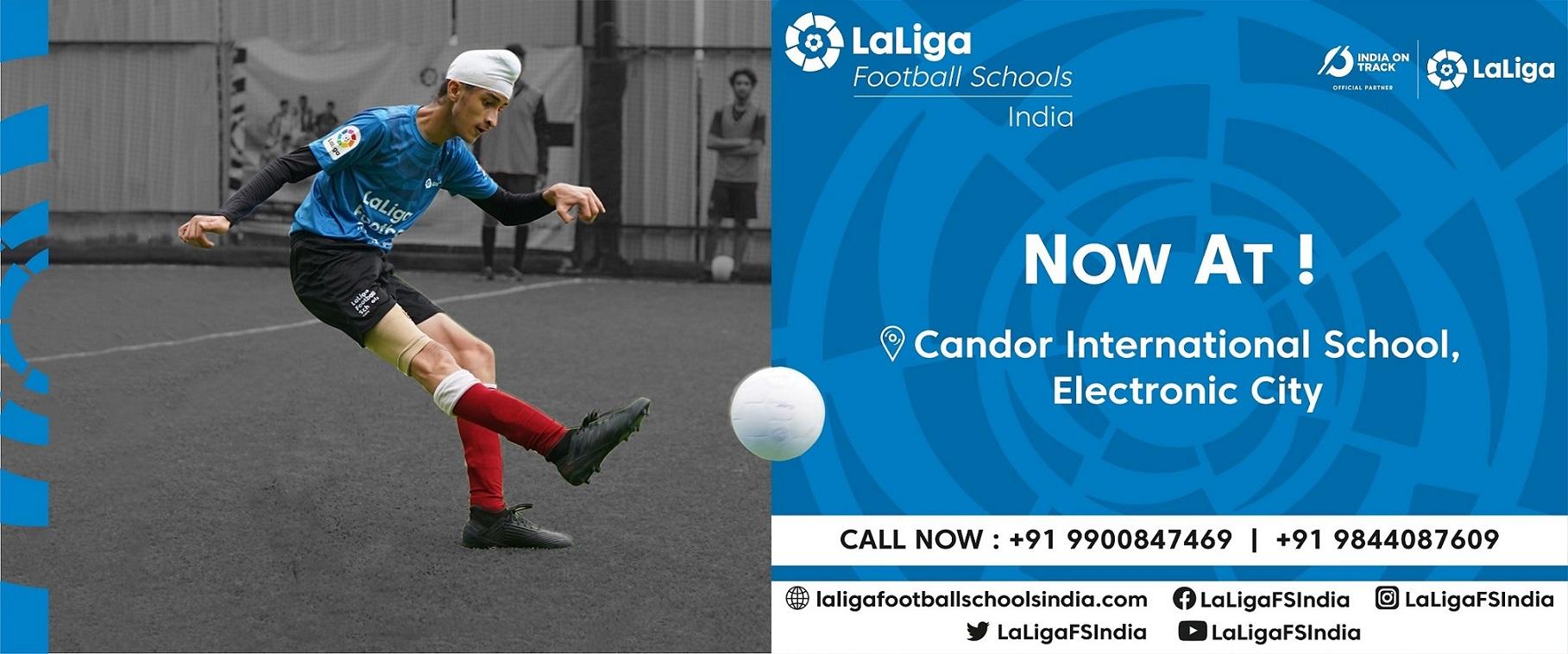 Laliga Football at Candor