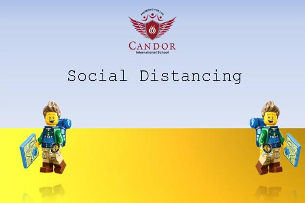 Social Distancing at Candor