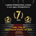 India's Top 20 International School