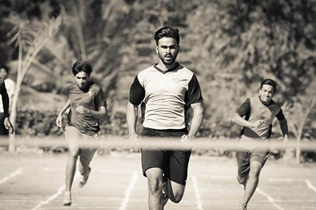 athletics training school bangalore