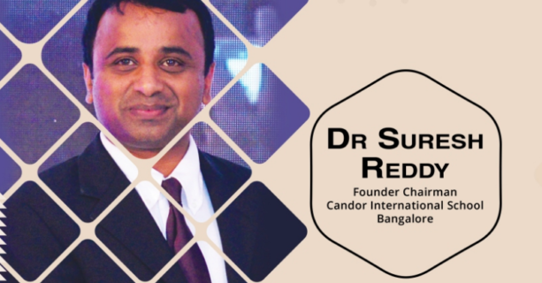 Educationtoday special report about dr. Suresh Reddy