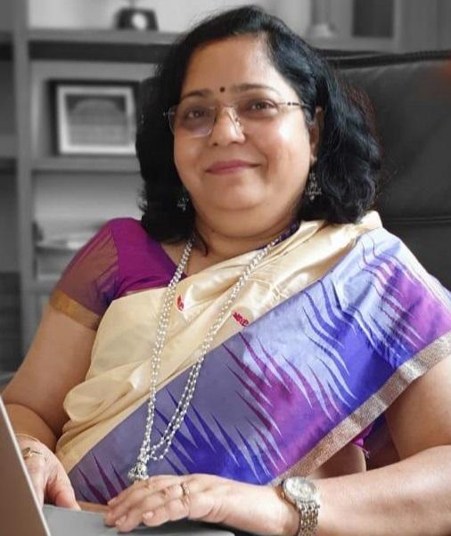 Ms. Kavita Sinha, Principal, Candor International School Bangalore