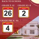 International IB school open day bangalore